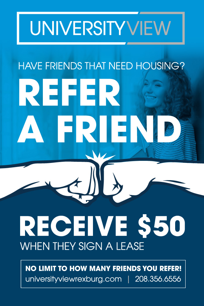 Refer A Friend Today! Receive $200!